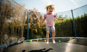 Why Trampolines Are Good for Exercise