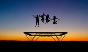 Skywalker Jump N Dunk Trampoline Reviews