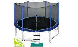 Zupapa Trampoline Reviews